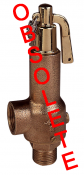 3373/6 Bailey Birkett Safety Relief Valve