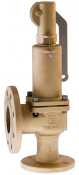 852 Goetze Safety Relief Valve