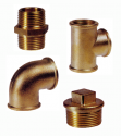 Brass & Bronze Screwed Fittings