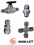 Ham-Let Compression Couplings Fittings
