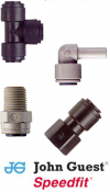 John Guest Speedfit Fittings