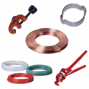 Tubing, Clips & Tools
