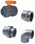 uPVC & ABS Plastic Valves & Fittings