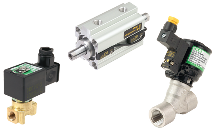 Fluid Controls & Pneumatics Valves