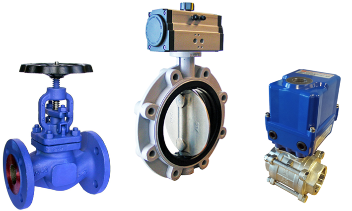 Industrial, Boilerhouse & Process Valves