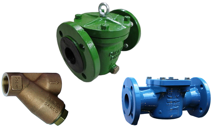 Marine Strainers & Filters
