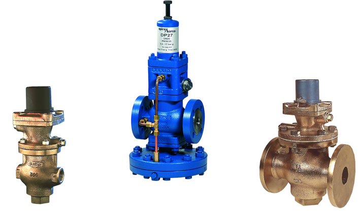 Pilot Operated Pressure Reducing Valves