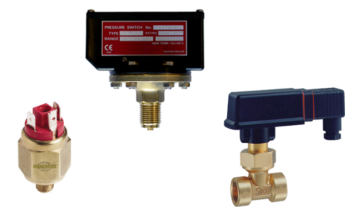 Pressure & Flow Switches