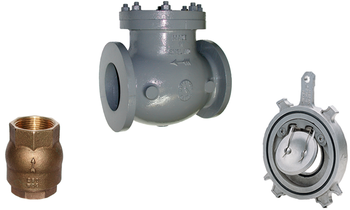 Check (Non-Return) Valves