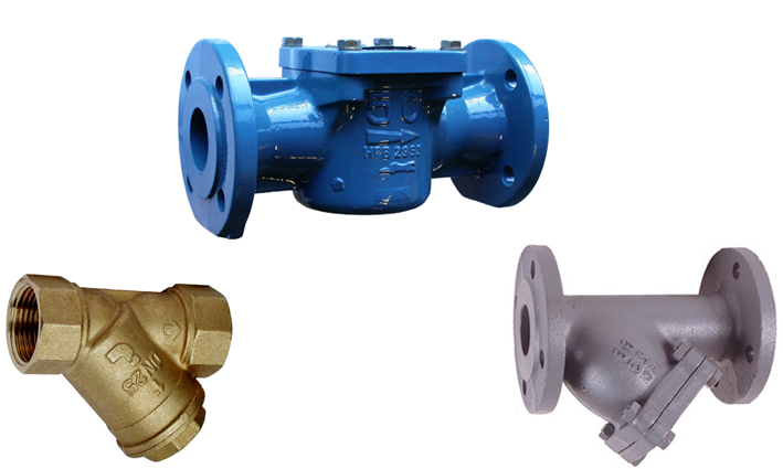 Strainers & Filters