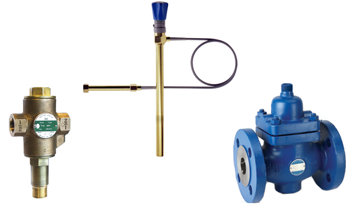 Temperature Controls & Valves