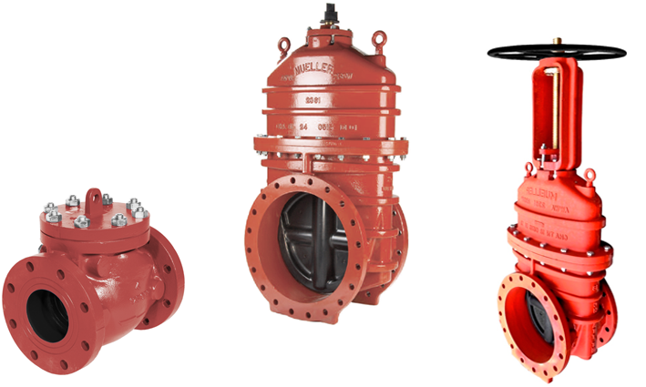 UL/FM Fire Protection Valves