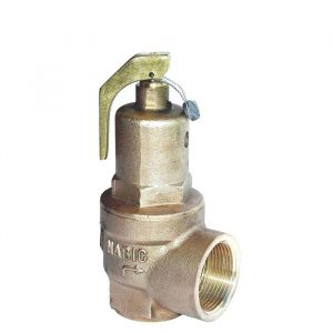 542 - Nabic Standard Lift Safety Relief Valve