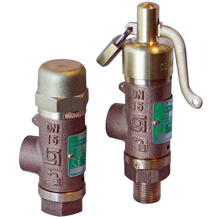 707 Safety Relief Valve