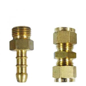 Brass Compression & Screwed Fittings