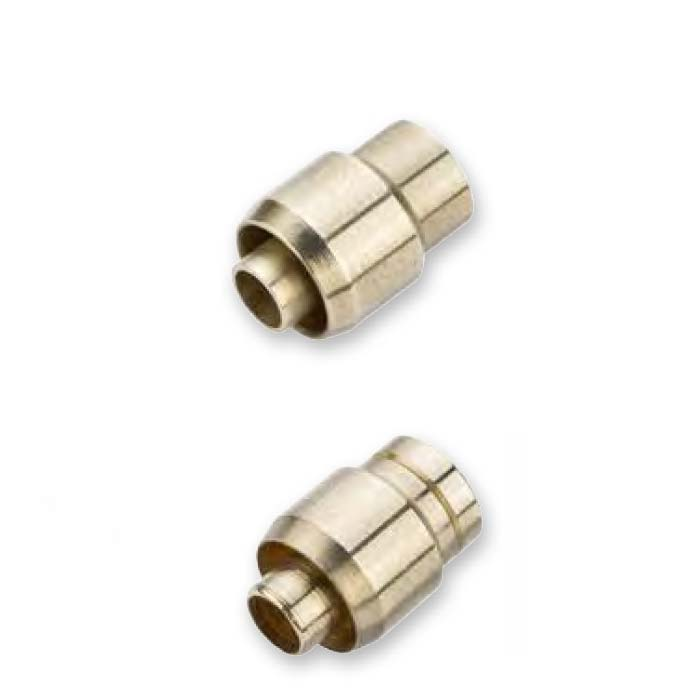 Wade Brass Ferrules for Nylon Tube