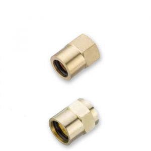 Wade Compression Nuts (For PVC Covered Copper Tube)