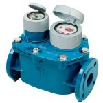 C4000 - Elster Combination Cold Water Meter