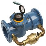 C4200 - Elster Combination Cold Water Meter