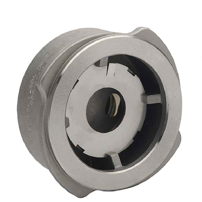 metallically sealing Stainless Steel Check Valve PN 16-Non-return valves
