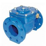 JV080036 – Ductile Iron Swing Check (Non-Return) Valve