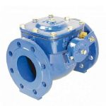 JV080037 – Ductile Iron Swing Check (Non-Return) Valve c/w Outside Lever & Weight