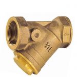 JV150008 – Bronze WRAS Approved Y-Type Strainer