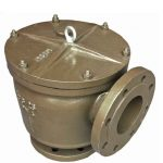 JV150015 – Bronze Angle Mud Box (Basket Type) Strainer