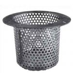 JV150018 – Galvanized Steel  Strainer Basket Element - Foot Valve Duty