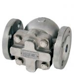 JV160008 - Stainless Steel Float Steam Trap - Flanged
