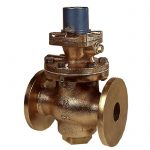 G4-2043 - Bailey Birkett Pressure Reducing Valve for Steam, Air & Gases