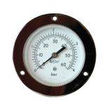 PG-BEFF - 63mm to 150mm Dial Steel Cased Traditional Pressure Gauge