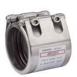 AXILOCK - Stainless Steel Teekay Pipe Coupling